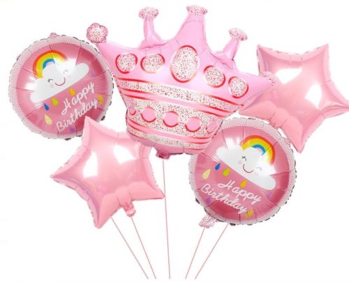 Princess Crown Balloon