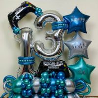 Balloon Decoration Gifts